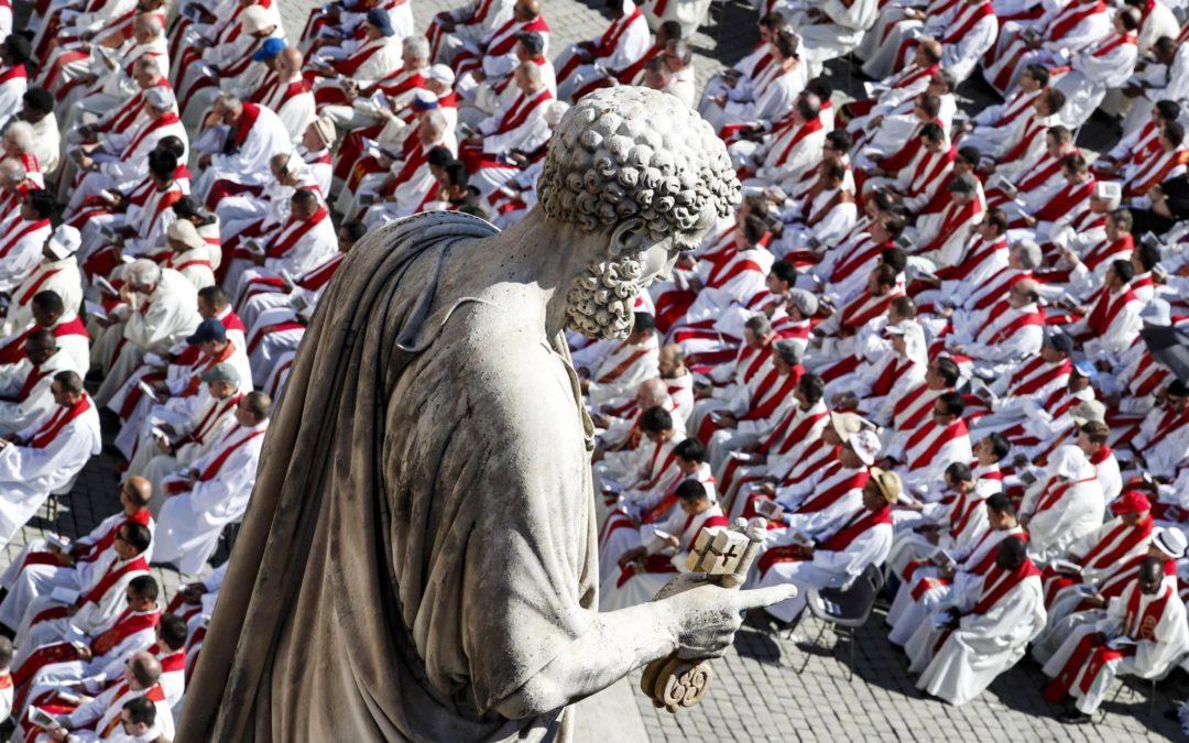 Vaticano: Papa diz que Jesus é mais do que um «revolucionário» ou um profeta