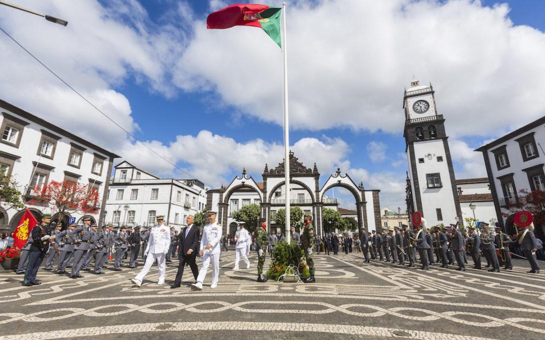 Dia de Portugal: D. João Lavrador assinala alegria de receber comemorações nos Açores