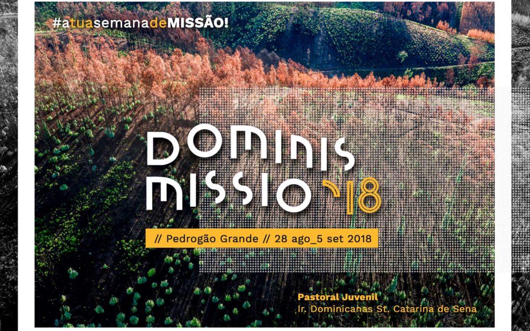 Dominicanas: Pastoral Juvenil realiza campo de trabalho missionário em Pedrogão Grande