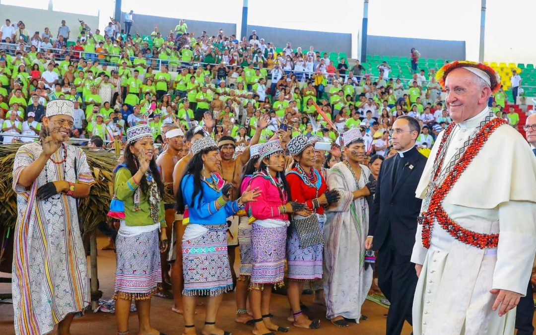 Sínodo 2019: Documento preparatório propõe «novos ministérios» para comunidades sem padres