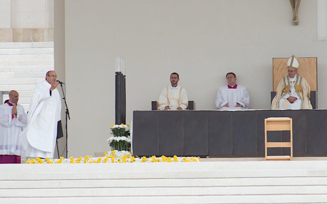 Consistório 2018: «Quando estava distante de Fátima, a expressão 'altar do mundo' não me agradava» – D. António Marto (c/vídeo)