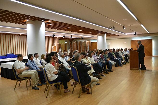 Algarve: Presidente da ACEGE pediu aos empresários e gestores que conciliem trabalho com família