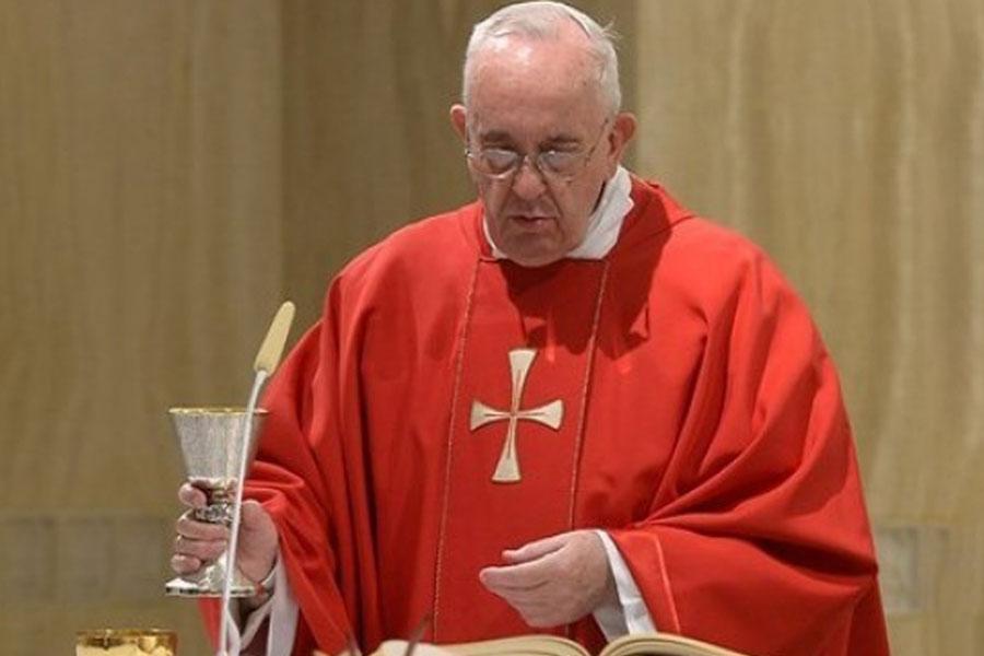 Vaticano: «Não é uma atitude empresarial que Jesus nos manda ter» – Papa Francisco