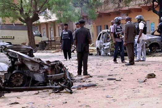 Nigéria: Dois atentados terroristas causam mais de três dezenas de mortos