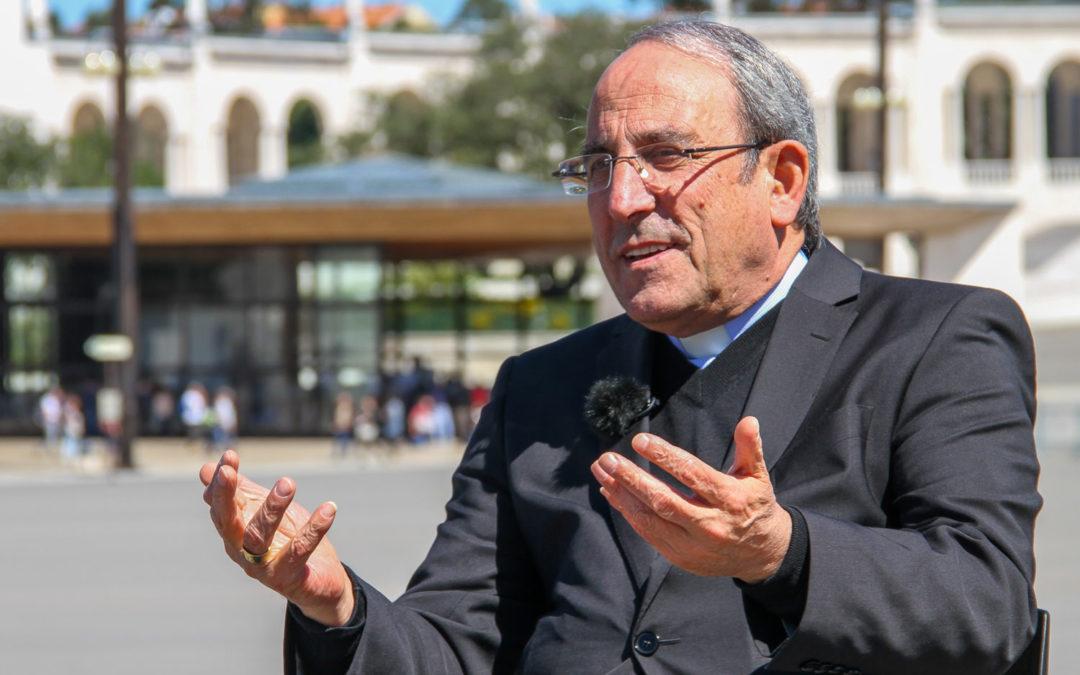 Entrevista: D. António Marto quer ser cardeal com «cheiro a ovelhas» (C/vídeo)