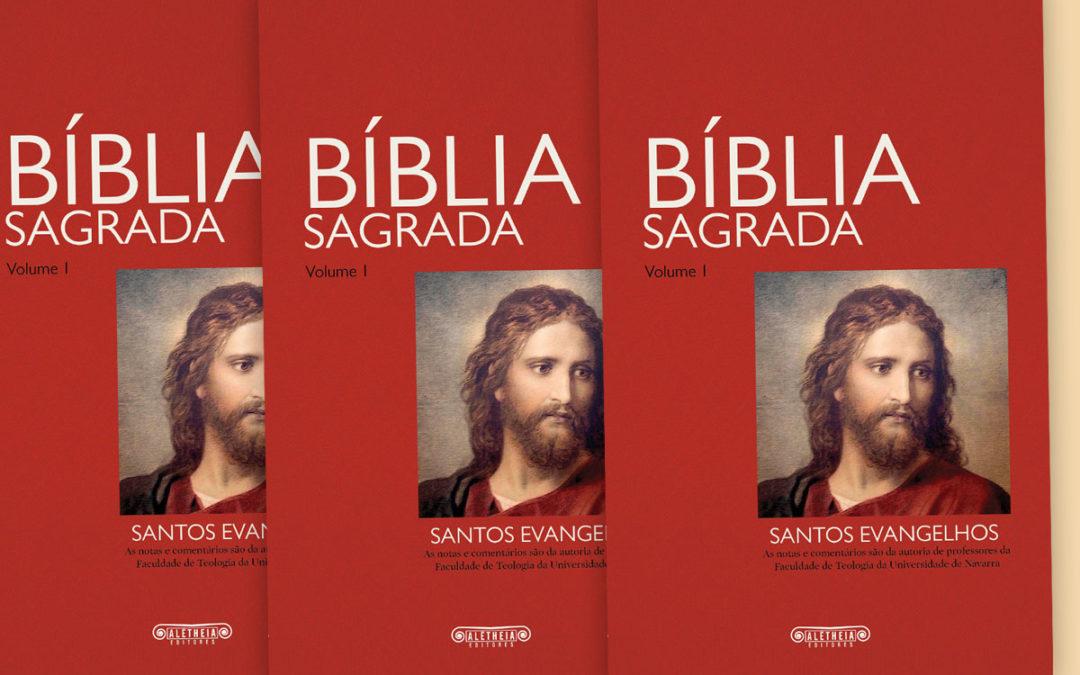 Publicações: Apresentação da obra «Bíblia Sagrada – Santos Evangelhos»