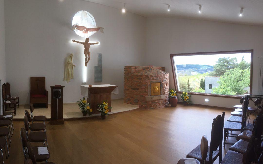 Bragança-Miranda: Santuário dos Cerejais abrilhantado por nova capela da Santíssima Trindade