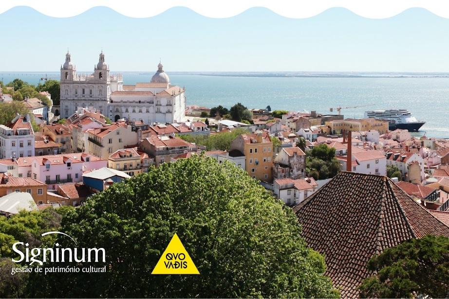 Património: Paróquia de Santa Cruz do Castelo vai inaugurar «miradouro» para Lisboa