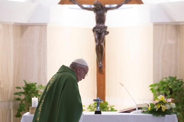 Papa: «Insulto é uma porta aberta» para o «assassinato» do outro