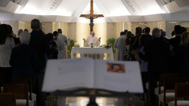 Vaticano: Papa explica que Obras de Misericórdia «são estrada do amor que Jesus ensina»