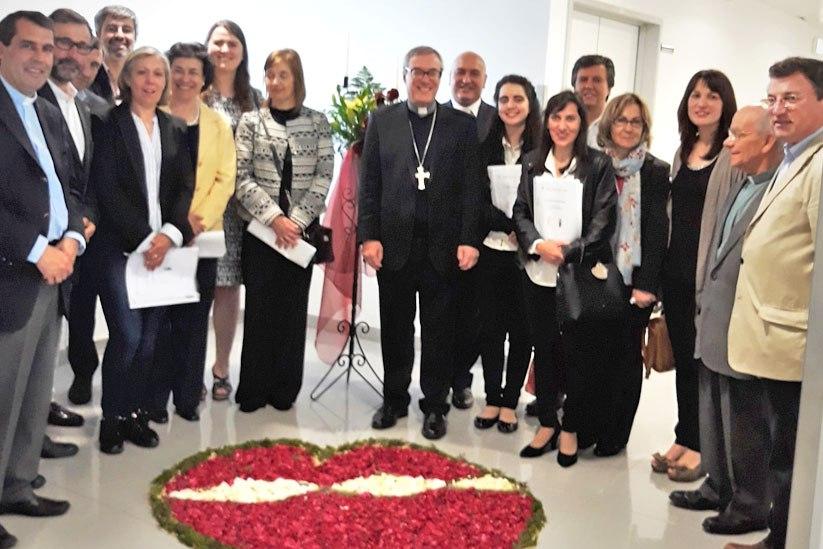 Igreja/Saúde: Bispo destaca doentes como elemento «mais importante e frágil», no Centro Hospitalar de Lamego