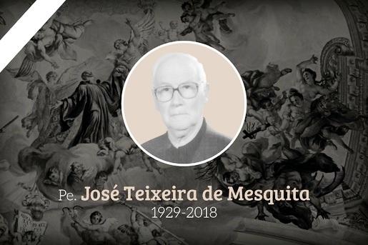 Braga: Faleceu o padre José Teixeira de Mesquita