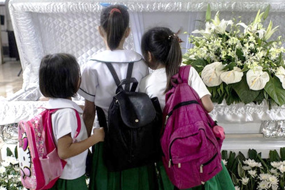 Filipinas: Sacerdote assassinado em onda de violência contra a Igreja Católica