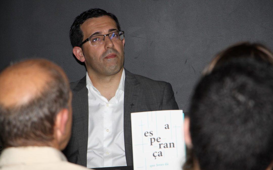 Publicações: Reitor do Seminário Maior de Coimbra apresentou «A Esperança que Jesus dá»