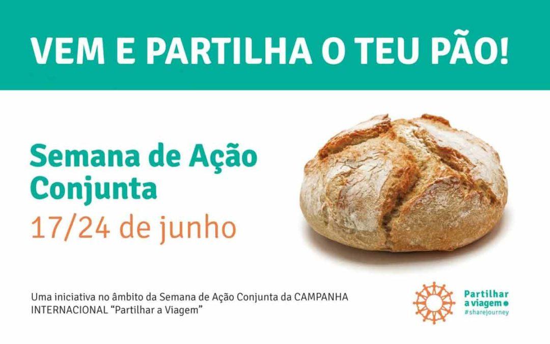 Partilhar o pão, com Filipa Abecasis – Emissão 19-06-2018