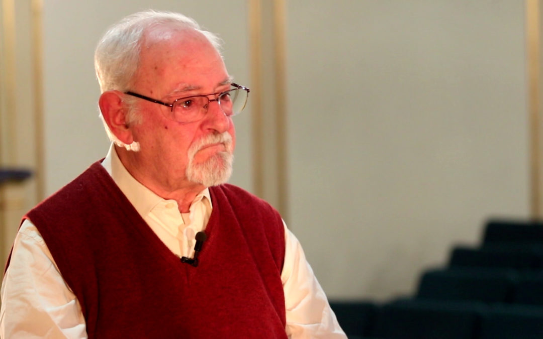 Igreja/Cultura: Ruy de Carvalho radica na família o percurso profissional com 76 anos