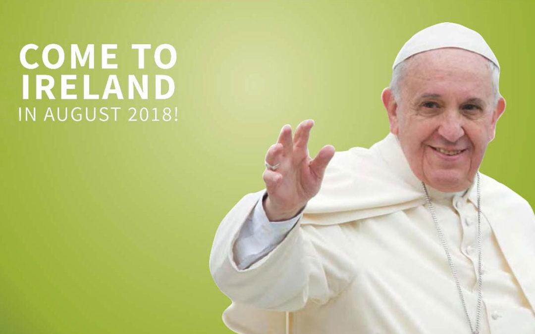 Igreja/Media: Visita do Papa Francisco à Irlanda ganha emoji na rede social Twitter
