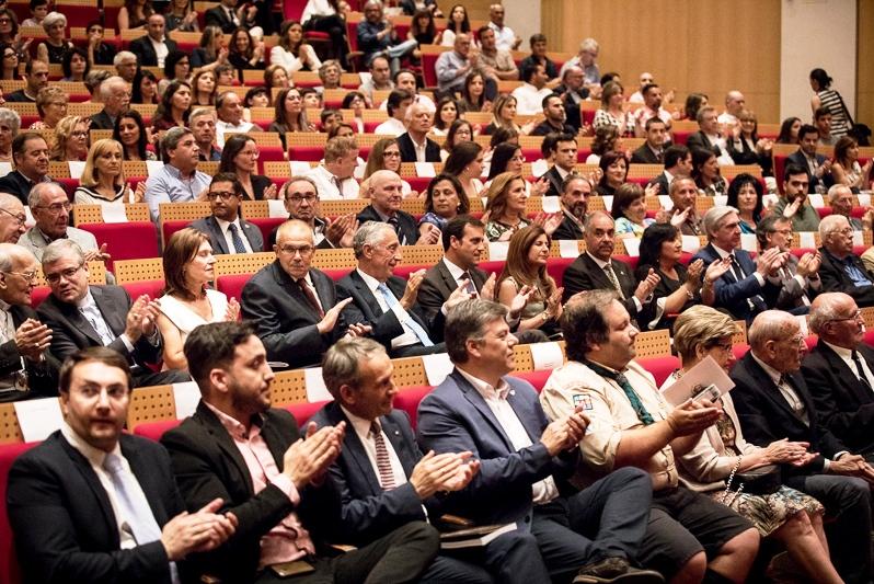 Solidariedade: Presidente da República associou-se a comemorações dos 500 anos da Misericórdia de Bragança