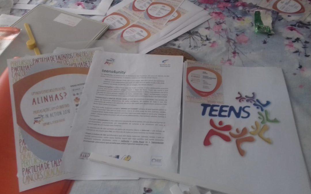 Pastoral Juvenil: Focolares promovem encontro regional com cerca de 150 adolescentes e 100 adultos