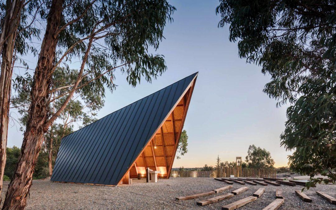 Igreja/Arquitetura: Capela do Corpo Nacional de Escutas distinguida com prémios «Architizer A+»