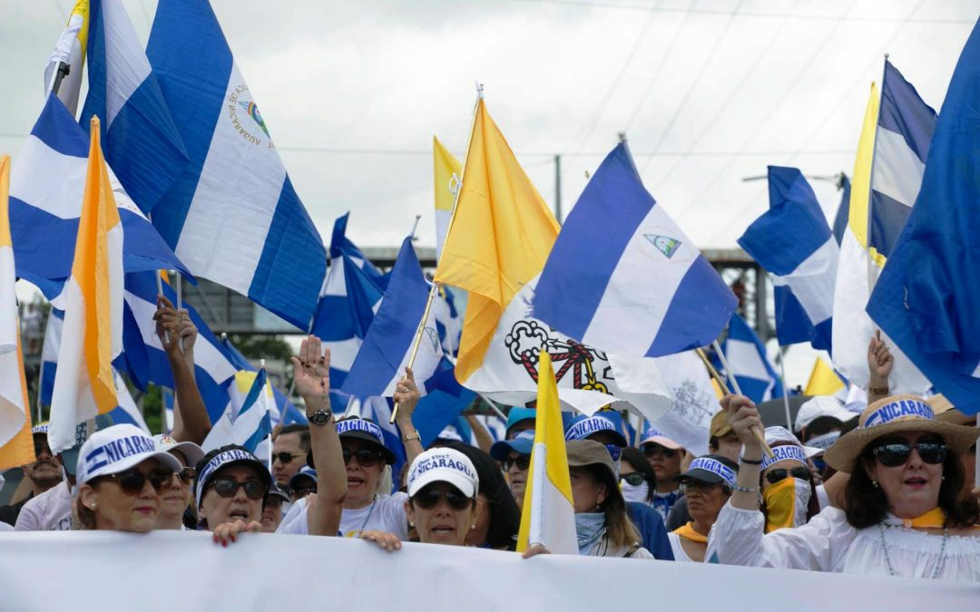 Nicarágua: Bispos agradecem apoio da população