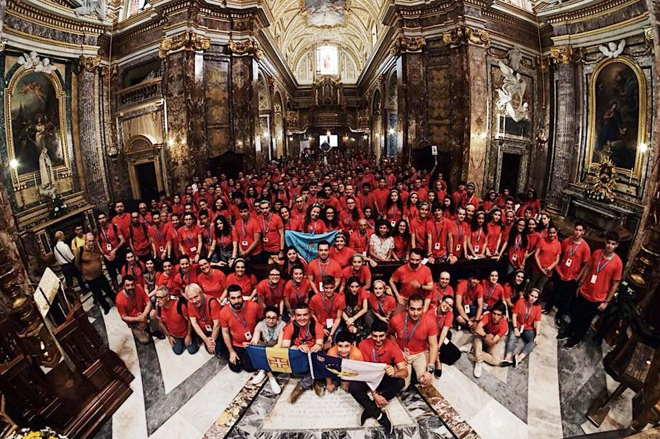 Liturgia: Acólitos portugueses com participação recorde em peregrinação internacional a Roma (c/vídeo)