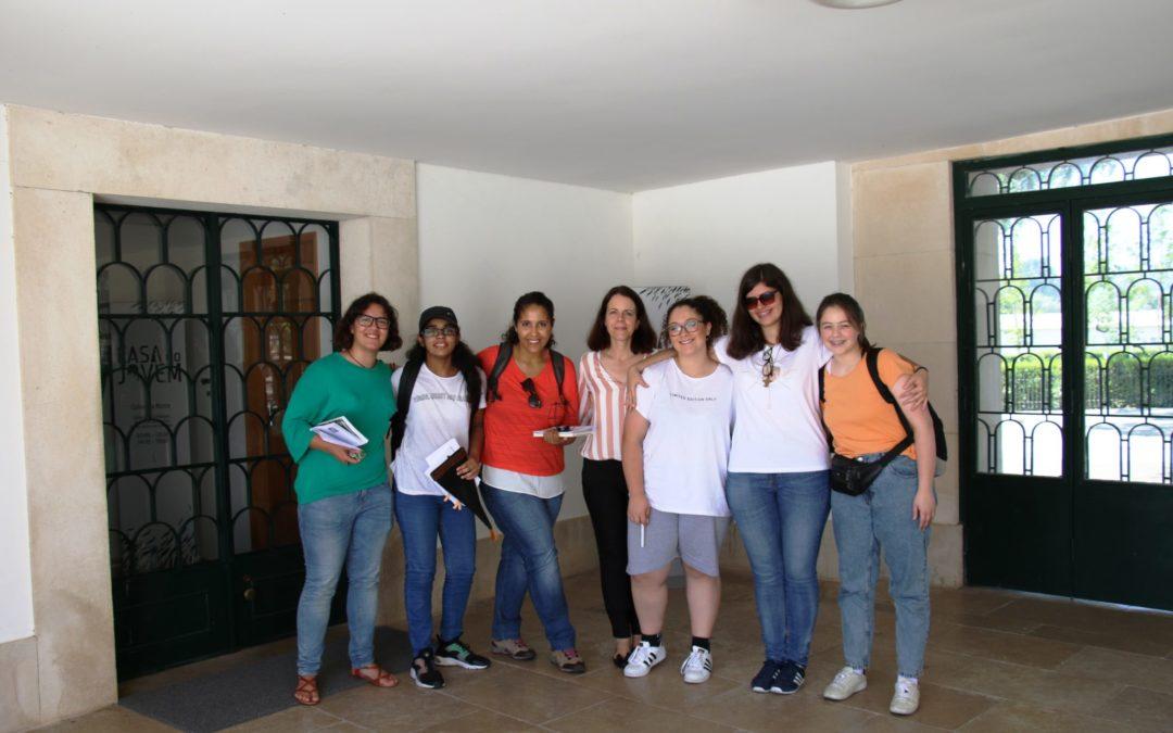 Voluntariado: Projeto «SETE» leva jovens à Cova da Iria para acolher peregrinos e aprofundar Mensagem de Fátima