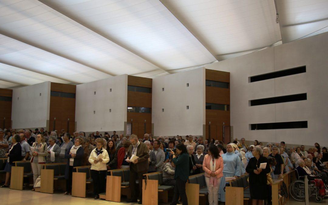 Família: Santuário de Fátima celebrou Dia dos Avós