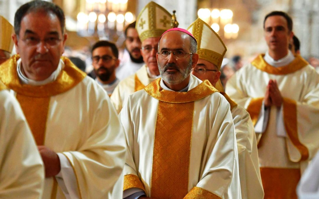 Igreja/Portugal: D. José Tolentino vai ser ordenado bispo em Lisboa