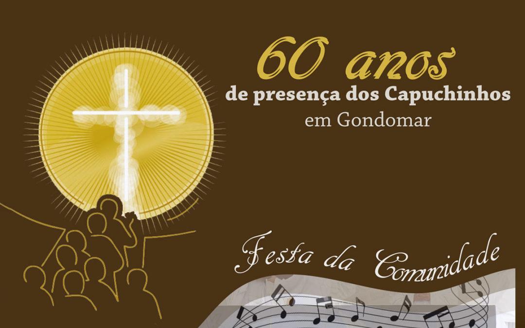 Vida Consagrada: Capuchinhos celebram 60 anos de presença no Concelho de Gondomar