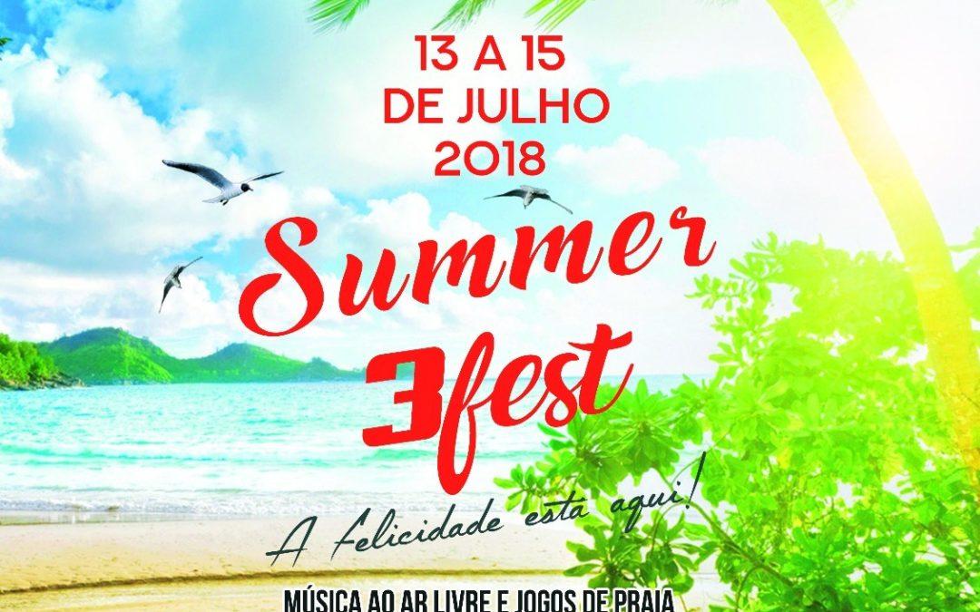 Missão/Jovens: «Summer3Fest», o festival católico «aberto a todos» na Costa de Caparica