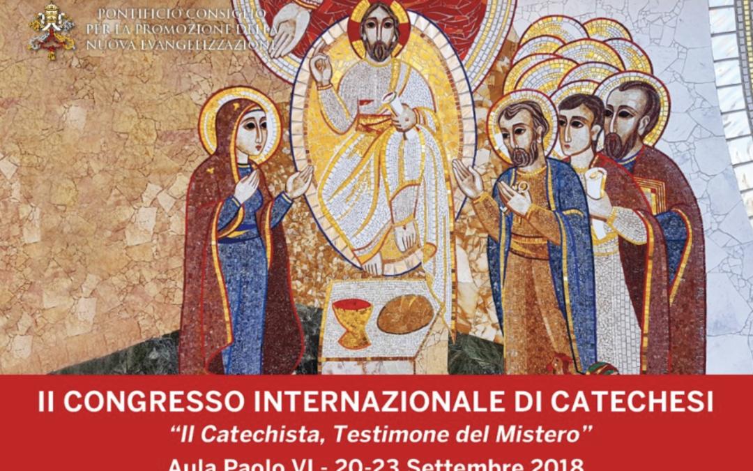 Roma: Congresso Internacional da Catequese conta elevada participação portuguesa