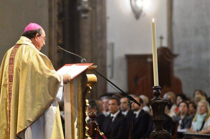Igreja/Sociedade: Bispo do Funchal realçou dimensão missionária da diocese, no Dia da Região da Madeira