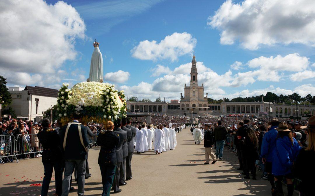 Fátima: D. António Augusto Azevedo preside à peregrinação de julho