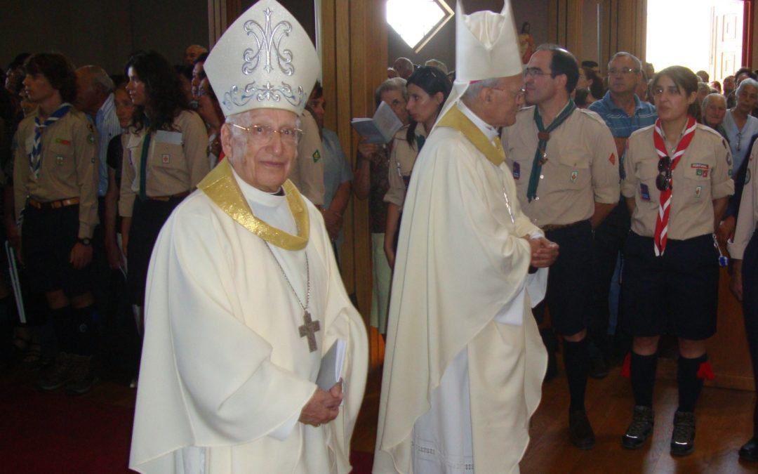 Óbito: Faleceu D. António José Rafael, bispo emérito da Diocese de Bragança-Miranda