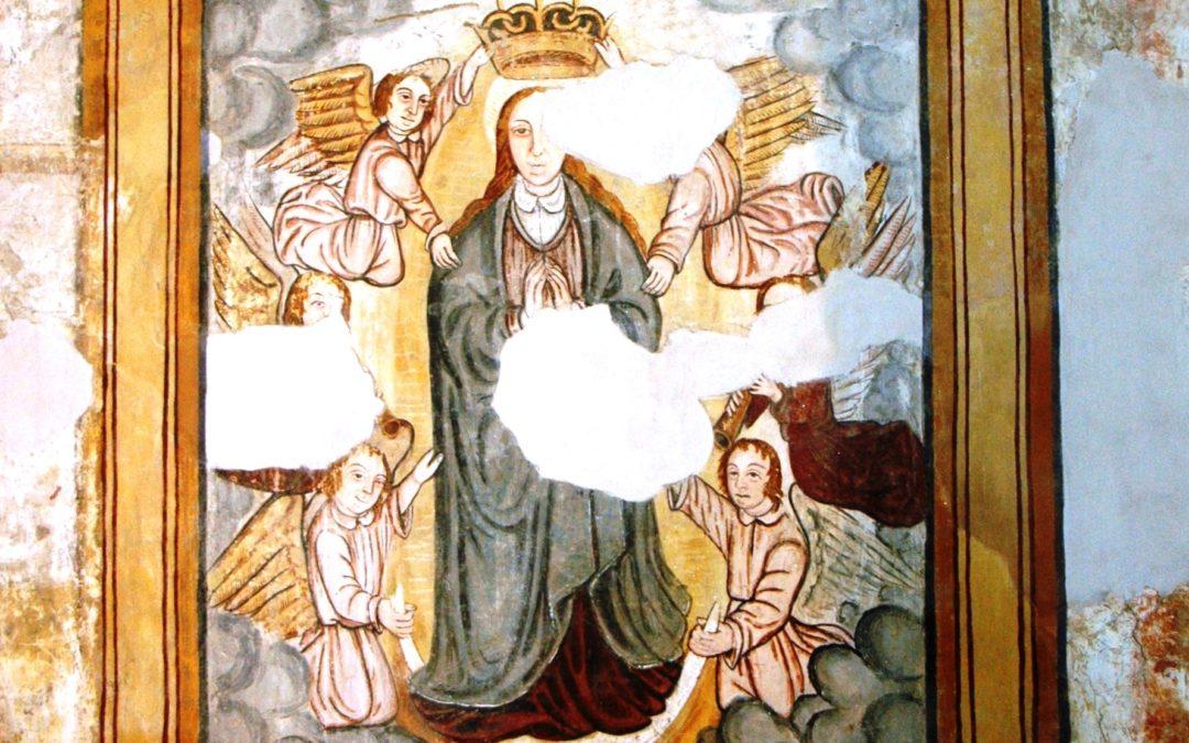 Trancoso: Pintura mural do século XVI descoberta na igreja de Vila Franca das Naves