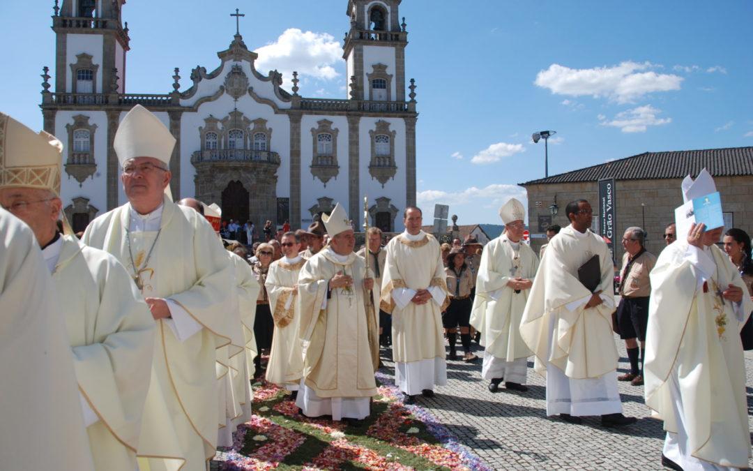 Viseu: «Mãos à obra» – D. António Luciano na Missa de entrada na diocese