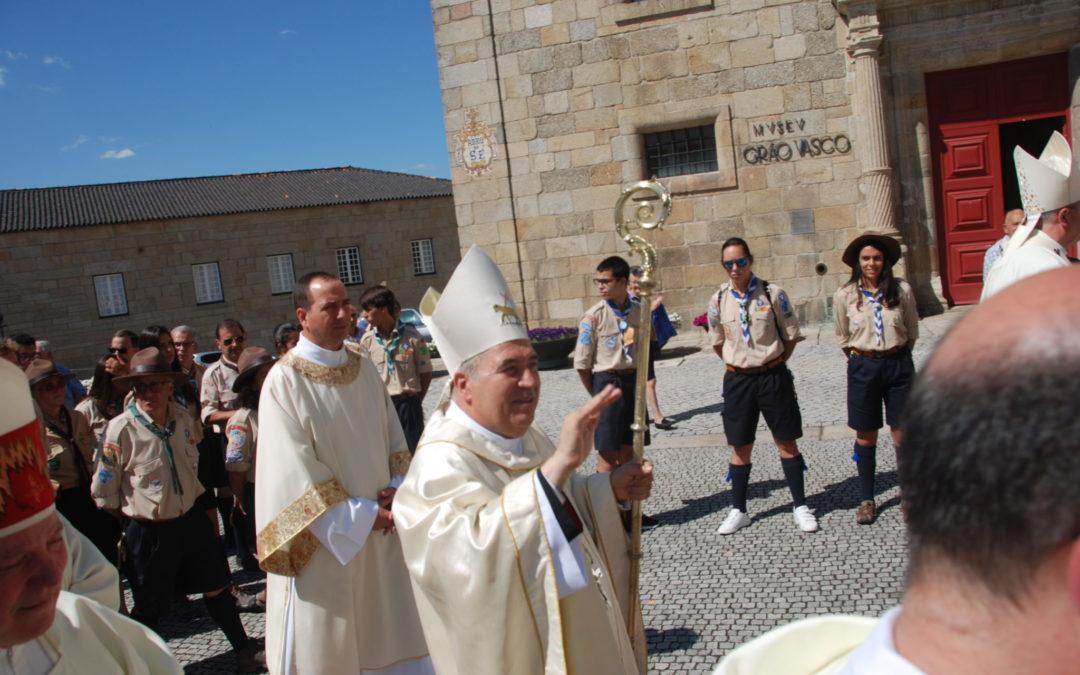 Homilia de D. António Luciano na entrada solene na Diocese de Viseu