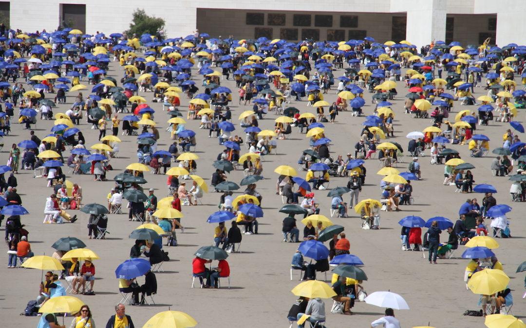 Família: Mais de quatro mil casais em diálogo no recinto do Santuário de Fátima