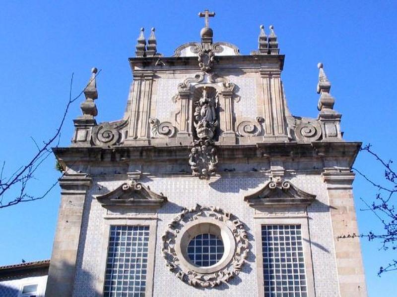 Património: Apresentação de brochura sobre a igreja dos Terceiros de Braga