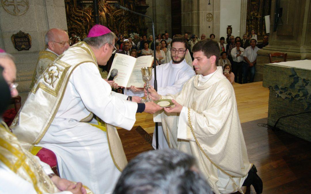 Lamego: Diocese tem novo sacerdote