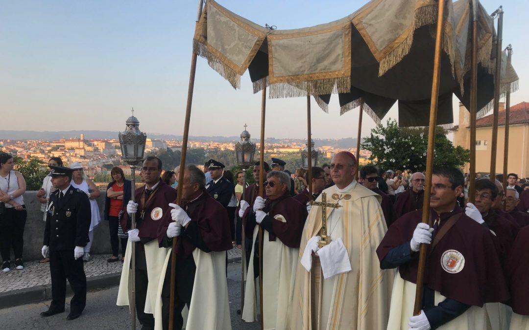 Coimbra: Bispo apresenta figura da Rainha Santa como «inspiração» para compromisso social dos cristãos