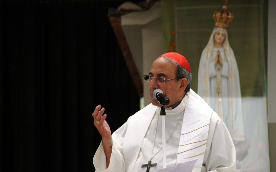 Fátima: Peregrinação de julho começa com oração pelos cristãos perseguidos no Médio Oriente