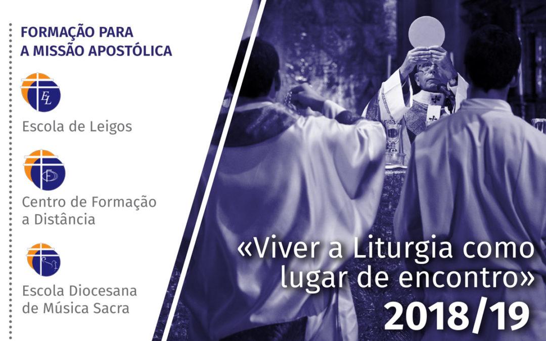 Lisboa: Instituto Diocesano da Formação Cristã propõe «viver a Liturgia como lugar de encontro»