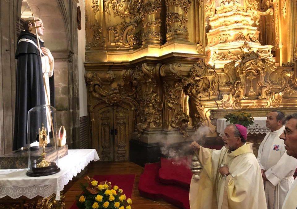 """Viana do Castelo: """"Brevemente esperamos celebrar a memória de São Bartolomeu dos Mártires"""" – D. Anacleto Oliveira"""