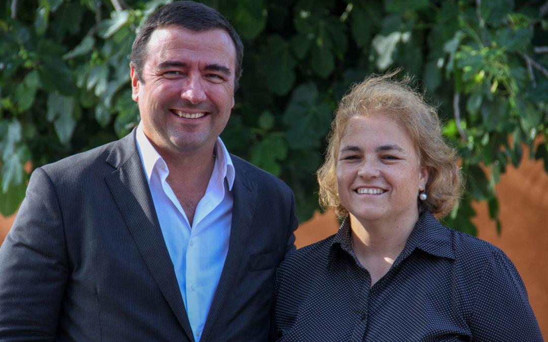 «Esta forma de viver em equipa é uma graça no matrimónio» – Ana e Nuno Teiga Vieira – Emissão 20-07-2018