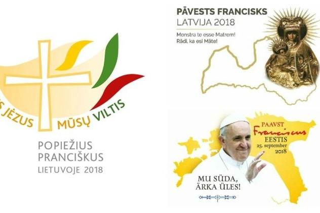 Europa: Vaticano divulga programa da viagem pontifícia ao Báltico