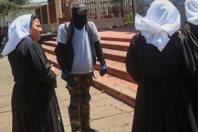 Nicarágua: Igreja Católica vai continuar a mediar processo de paz, apesar das ameaças de que tem sido alvo