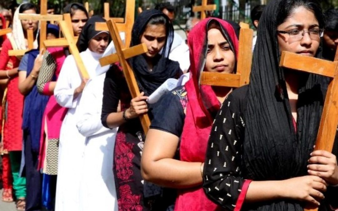 Índia: Comunidades cristãs já foram alvo de 101 ataques em 2018
