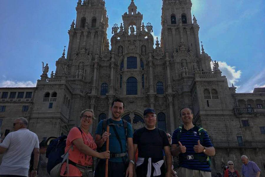 Peregrinar a Compostela é «um treino para a vida», D. Nuno Almeida – Emissão 02-08-2018